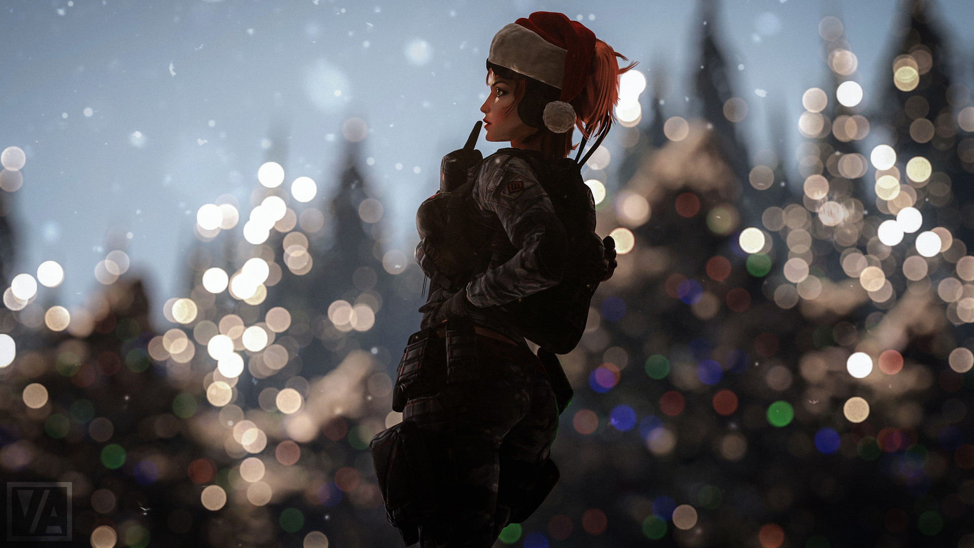 Pubg Mobile Helmet Wallpaper Pubg Pubgwallpapers: Santa Girl, Владимир Аплеев