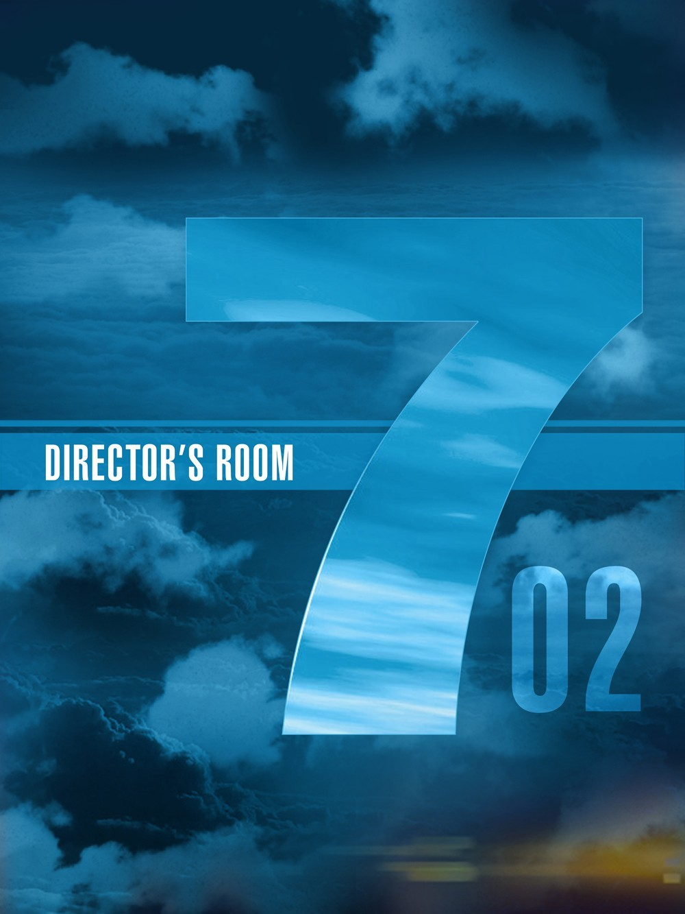 Mohammx nidal khan director room door 1d & Mohammad Nidal Khan - 7thSky Productions - Interior Designs