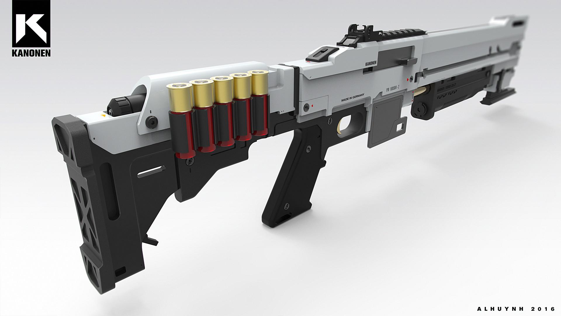 Andre l huynh shotgunrender2 2