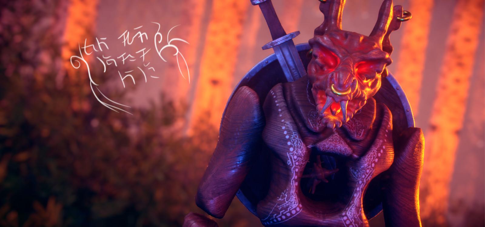 Kovo Warrior