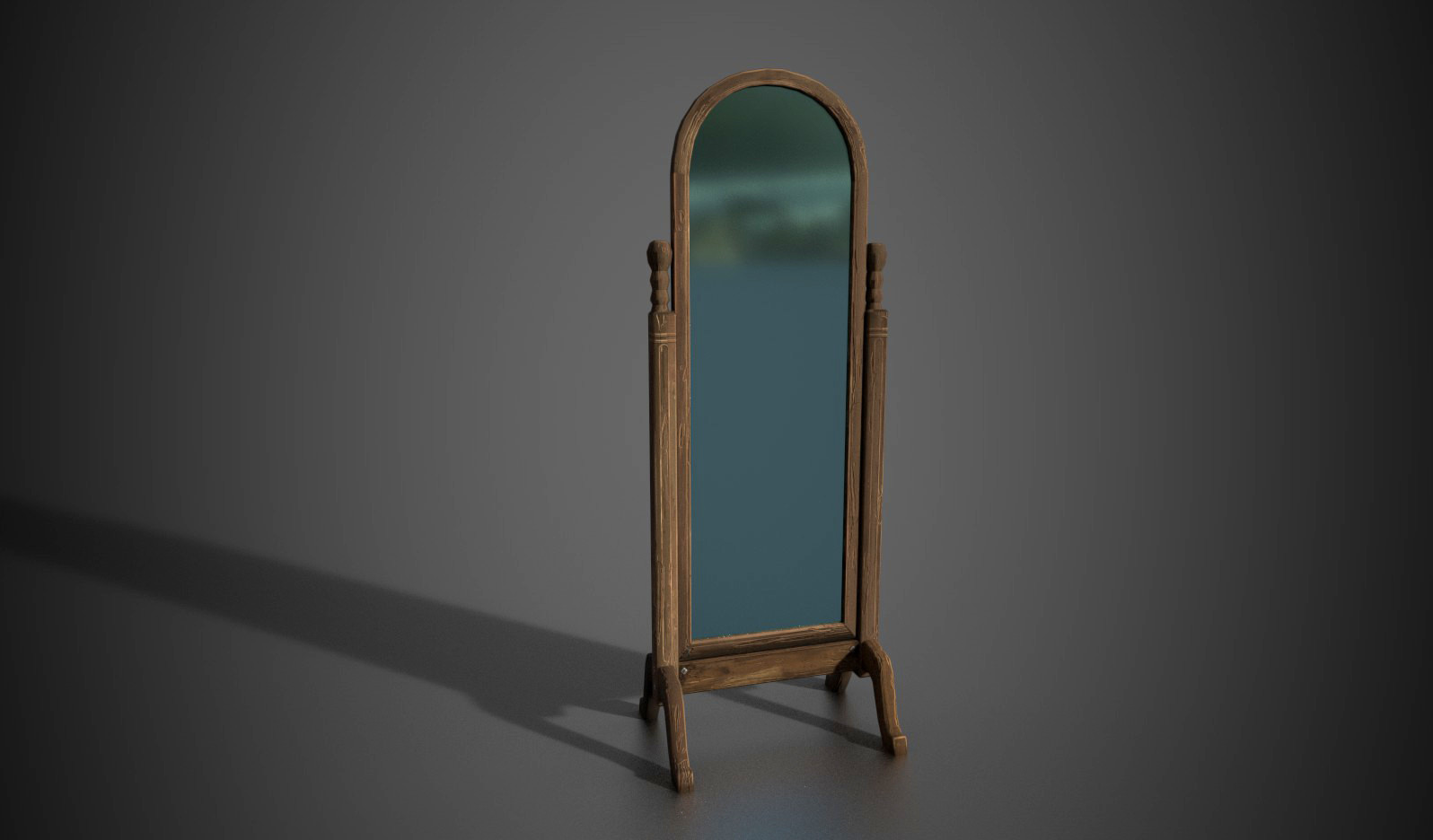 Tristan siodlak r mirror