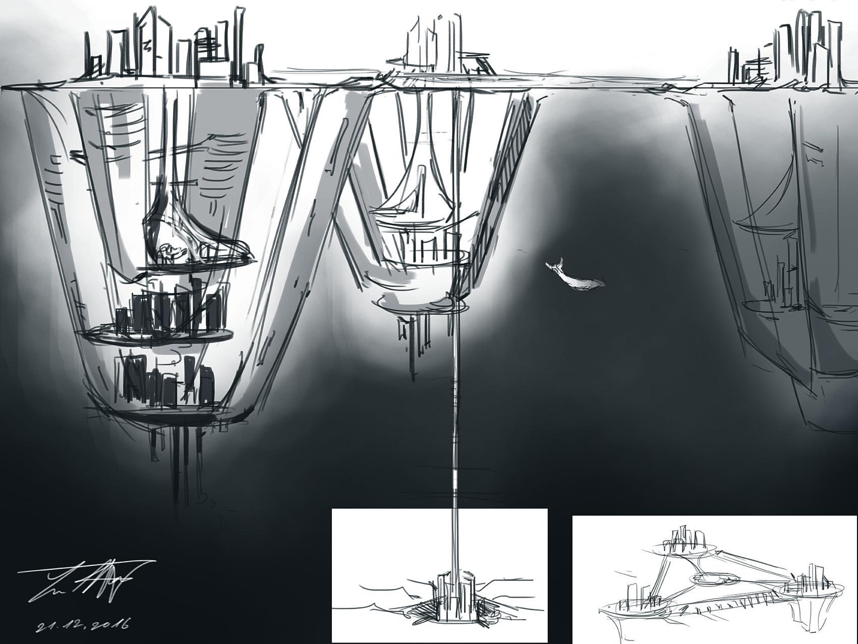 Yun nam 16 12 21 underwater city