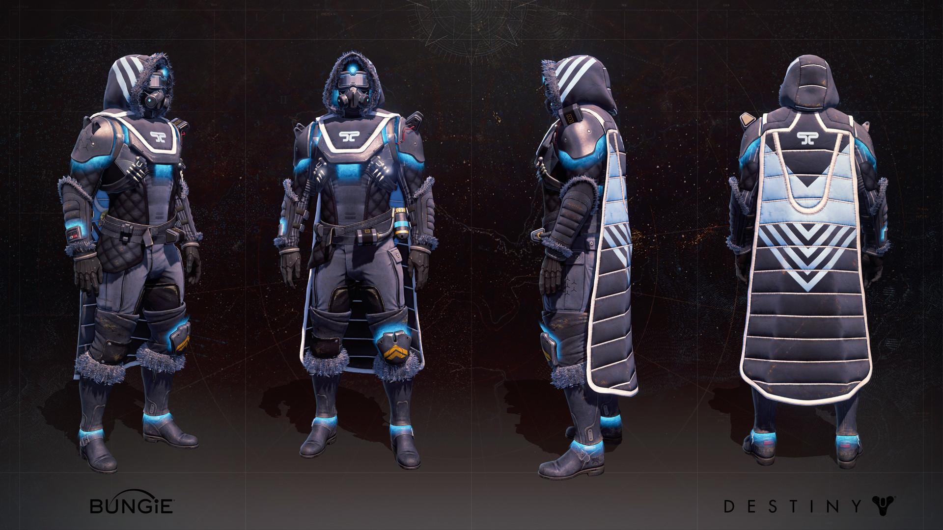 Ian McIntosh - Destiny: TTK April Update - Hunter - Spektar