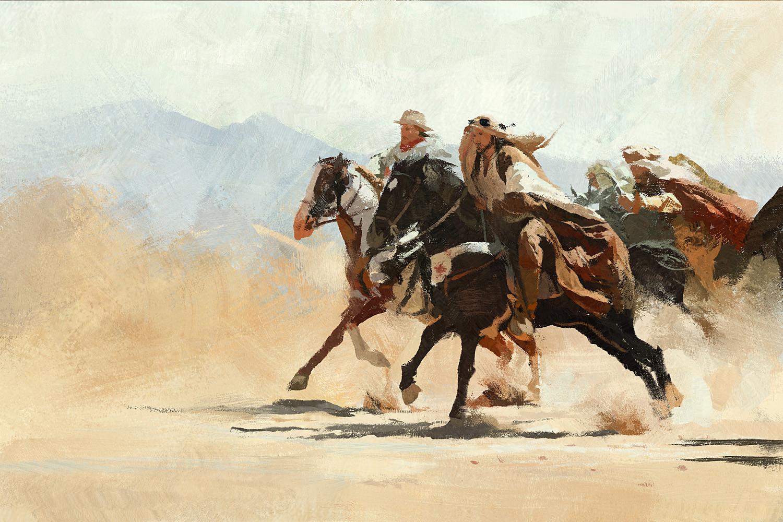 Grzegorz rutkowski desert rider speed