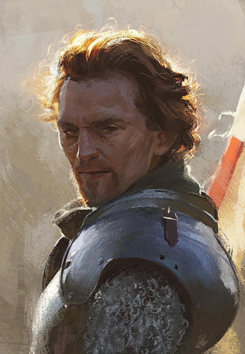 Grzegorz rutkowski knight study 2 1200