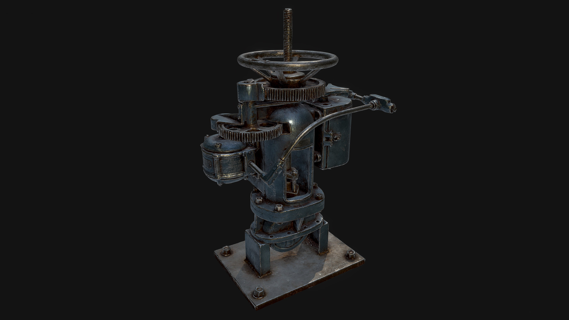 Robert max ramirez valve1