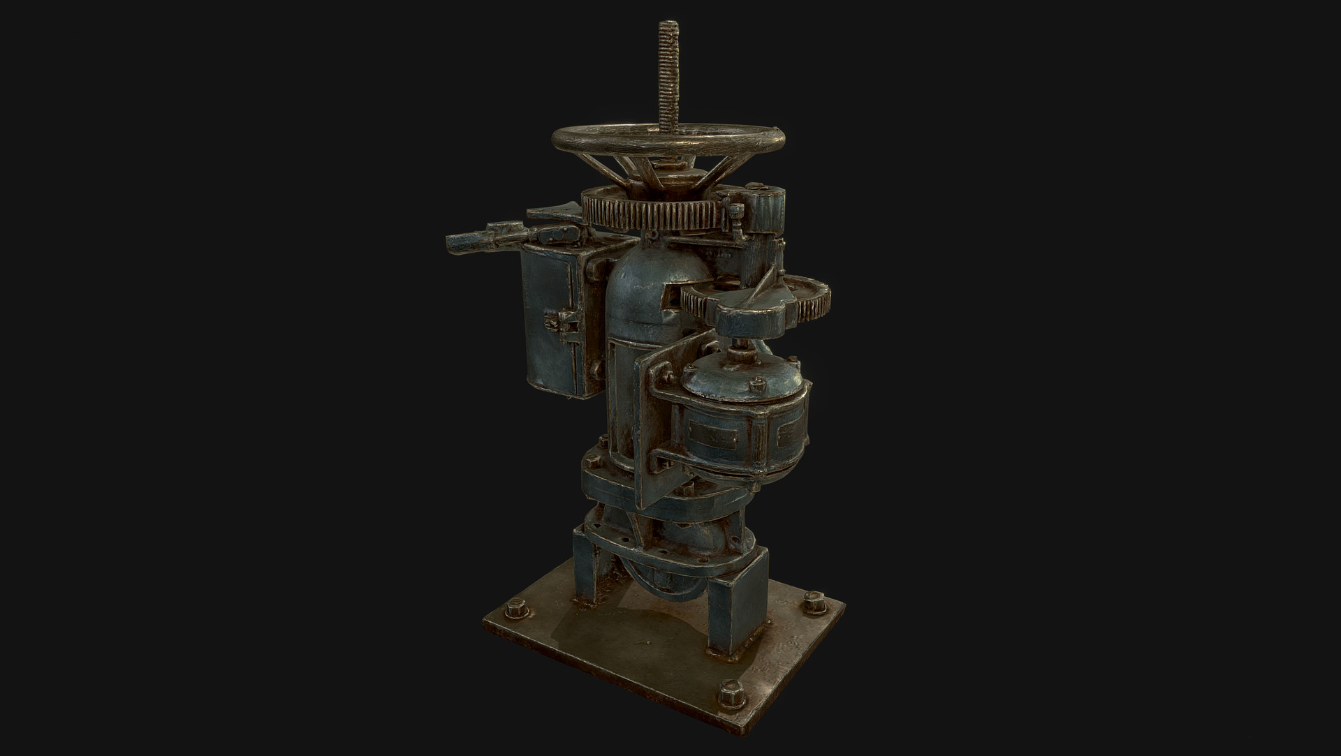 Robert max ramirez valve4