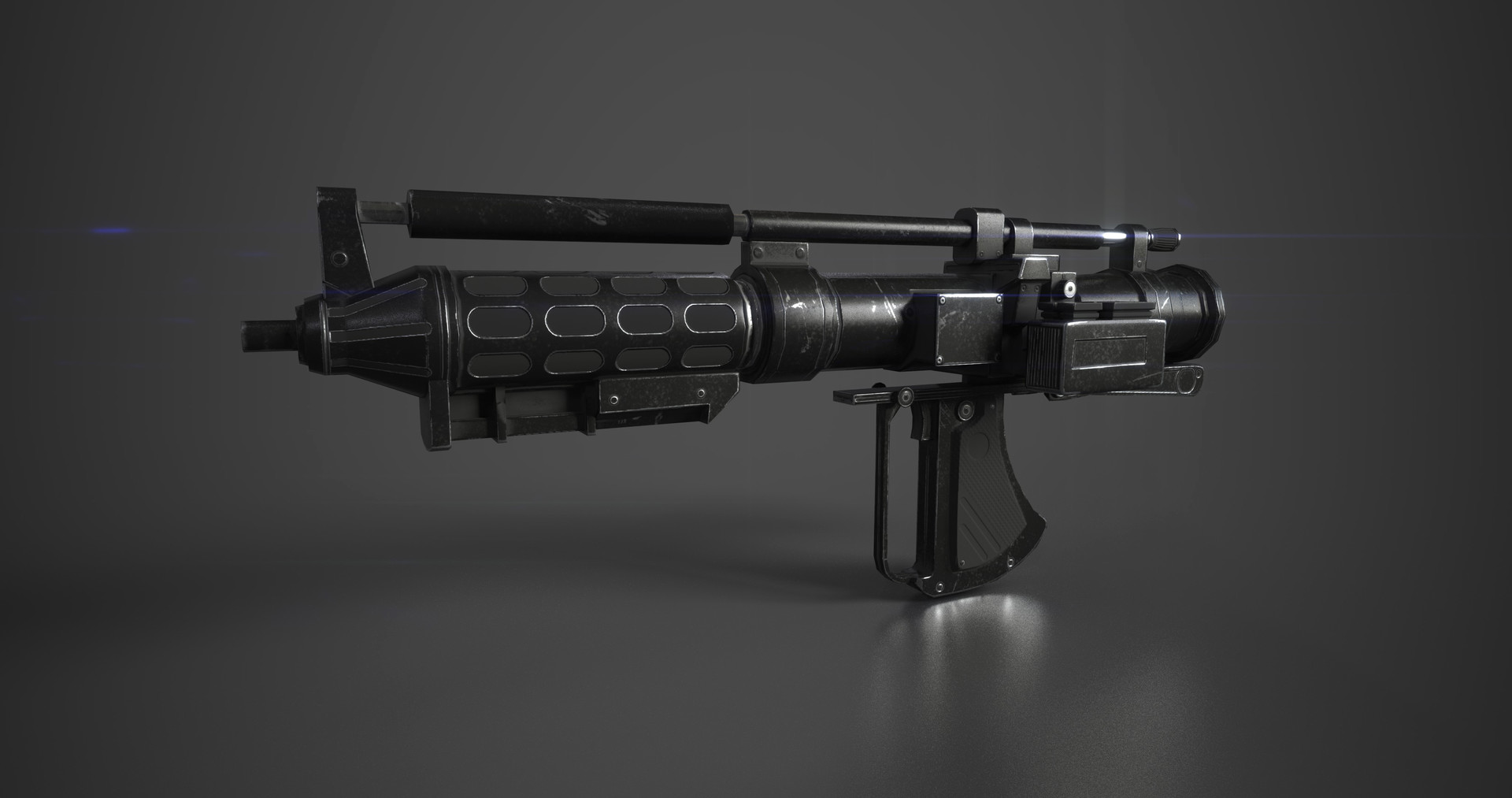 Tristan siodlak battle droid blaster low view2