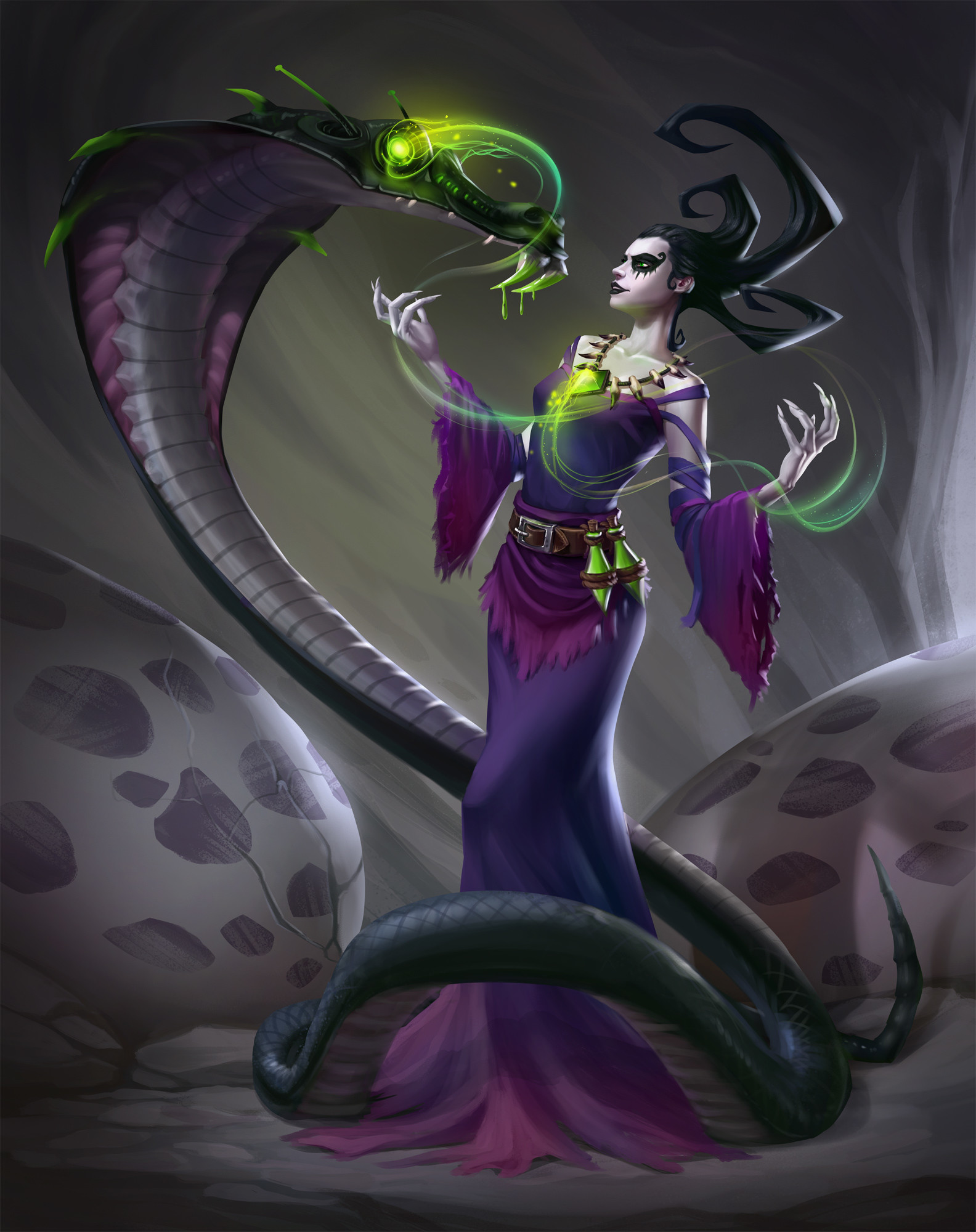 Jonas petrauskas day53 evil venom orgnl