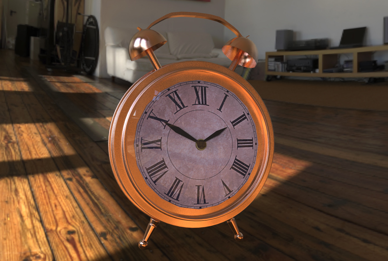 Rajesh sawant old clock 2