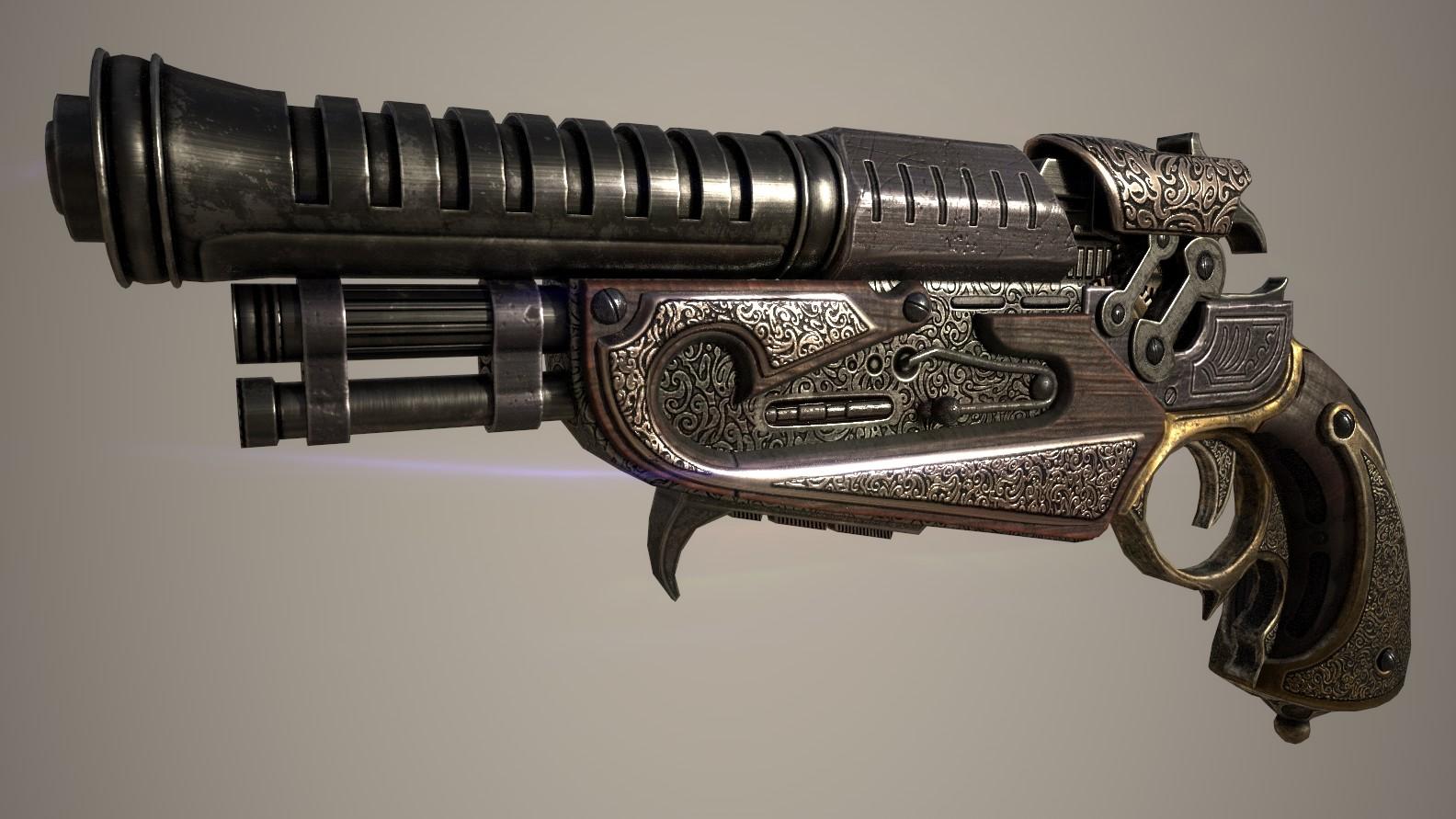 Prince luthra gun09