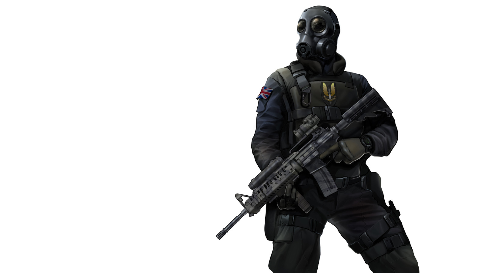 U.K. - SAS Rogue
