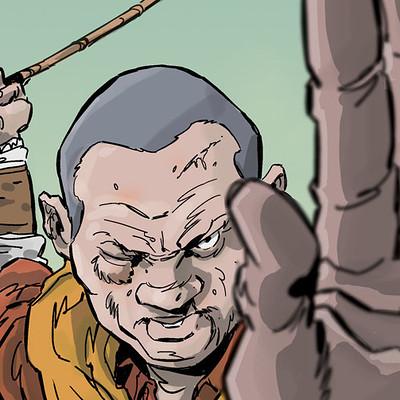 Geraldo borges shaolin cowboy lowrez