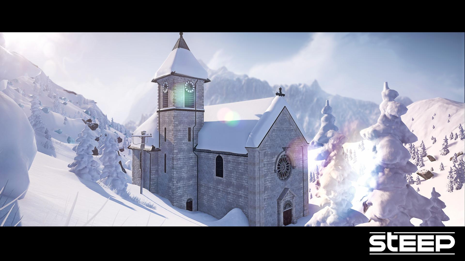 Julien debono church01