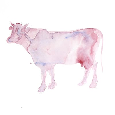 Daria schreiber cow by yefimia d5673x8