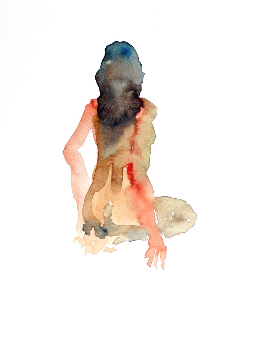 Daria schreiber nude back by yefimia d5673do
