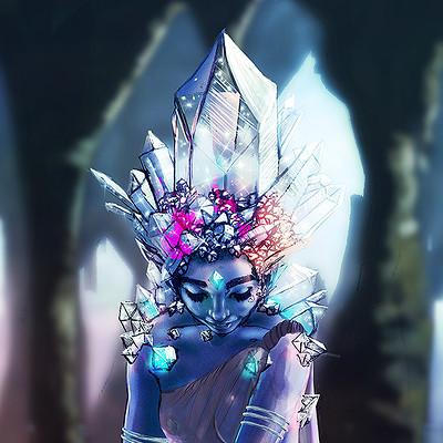 Teri grimm crystal goddess wm