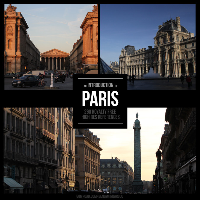 Benjamin bardou introduction to paris