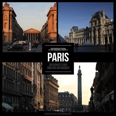 Benjamin bardou introduction to paris