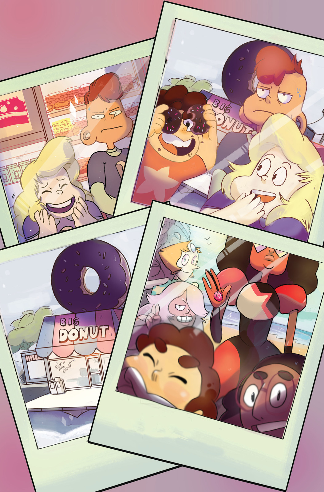 Steven Universe Big Donut Special #1 Cover