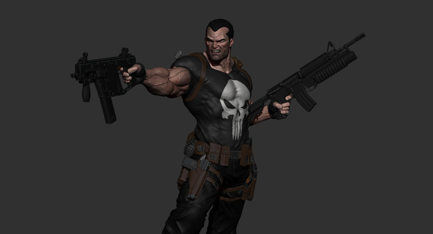 Franco carlesimo punisher 086