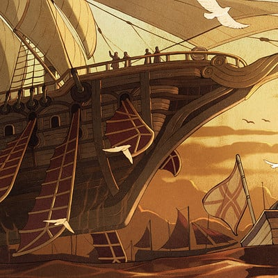 Kevin hong airship final lores