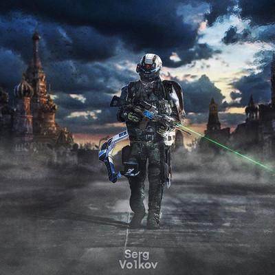 Sergey volkov warrior