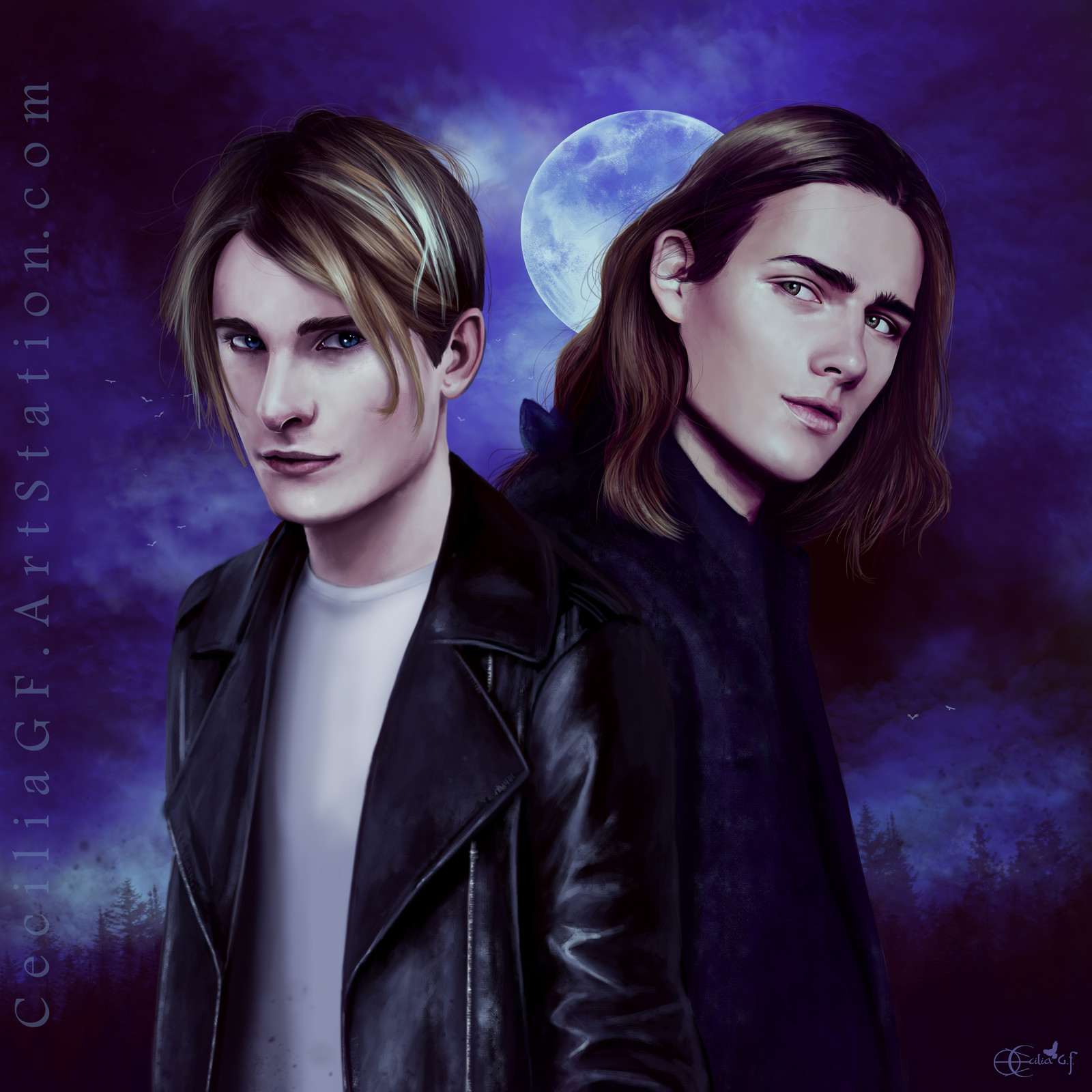 Ian and Eric