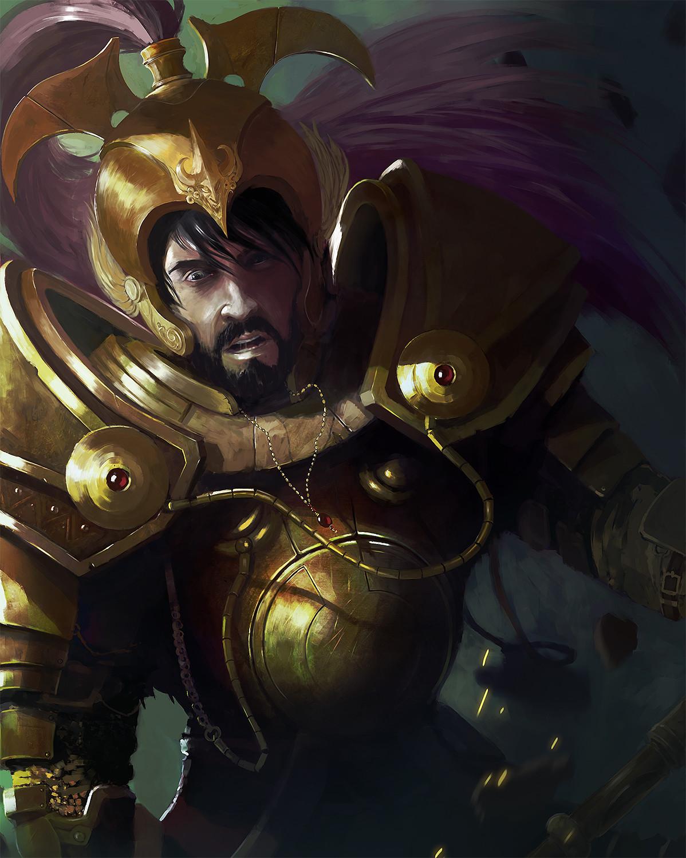 Ilhan yilmaz knight v01
