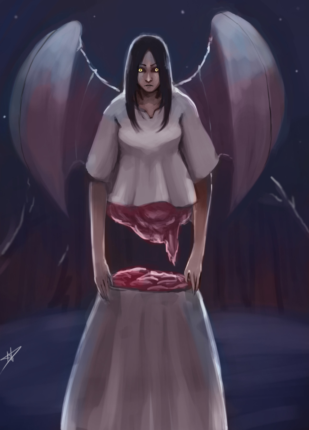 Raven Del Mundo - Manananggal-3543