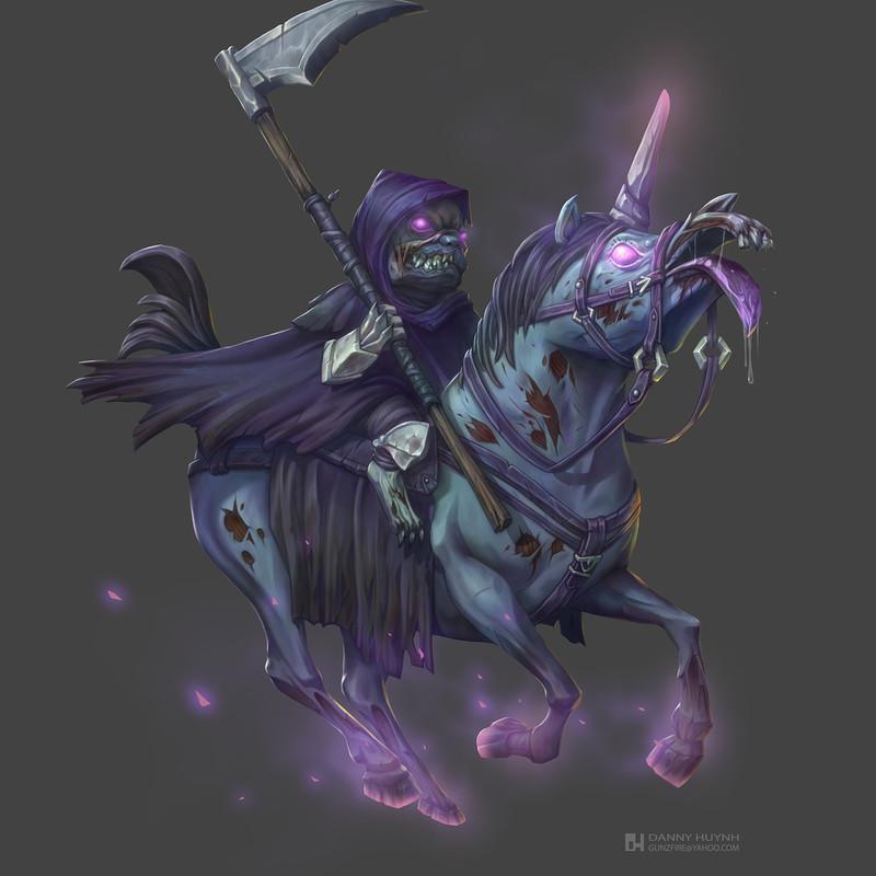 Pug Reaper