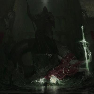 Artem demura blind king