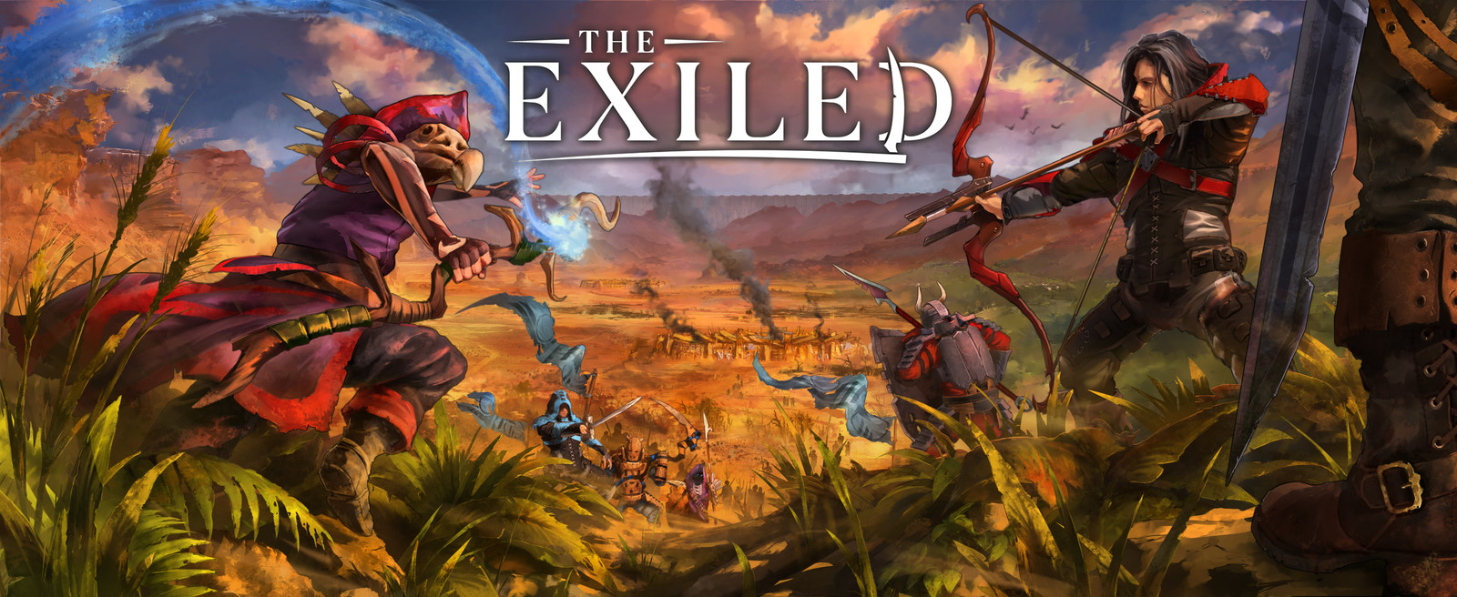 The Exiled: Promo Artwork