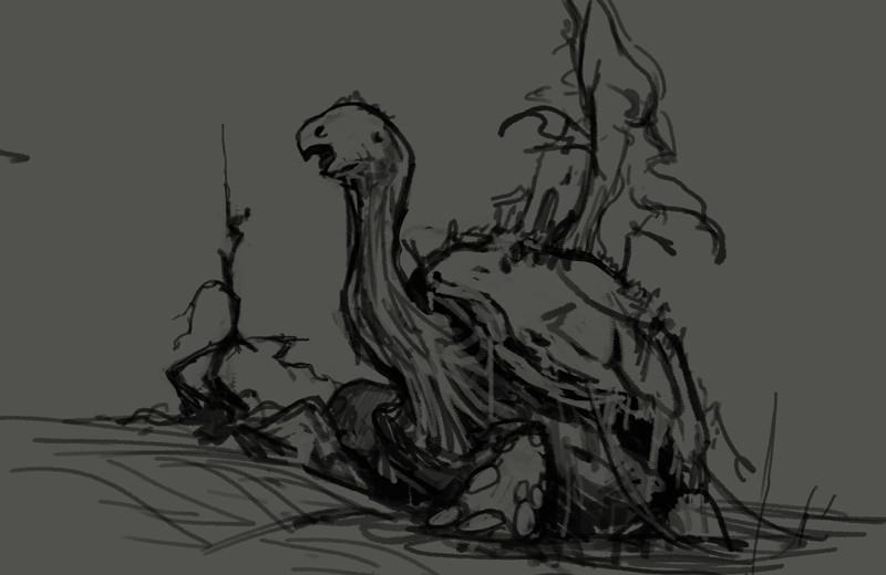 Reiko gross sketch