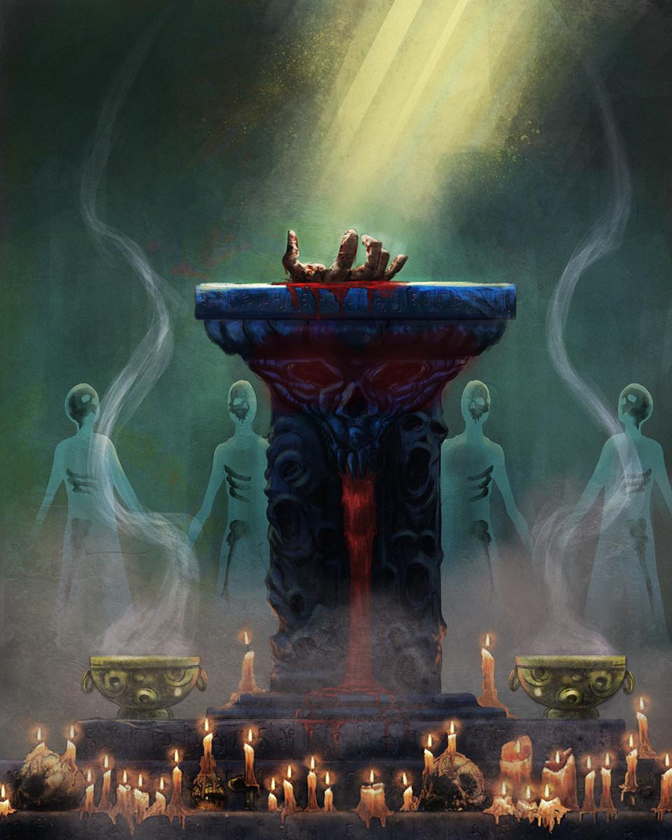 Altar of Blood