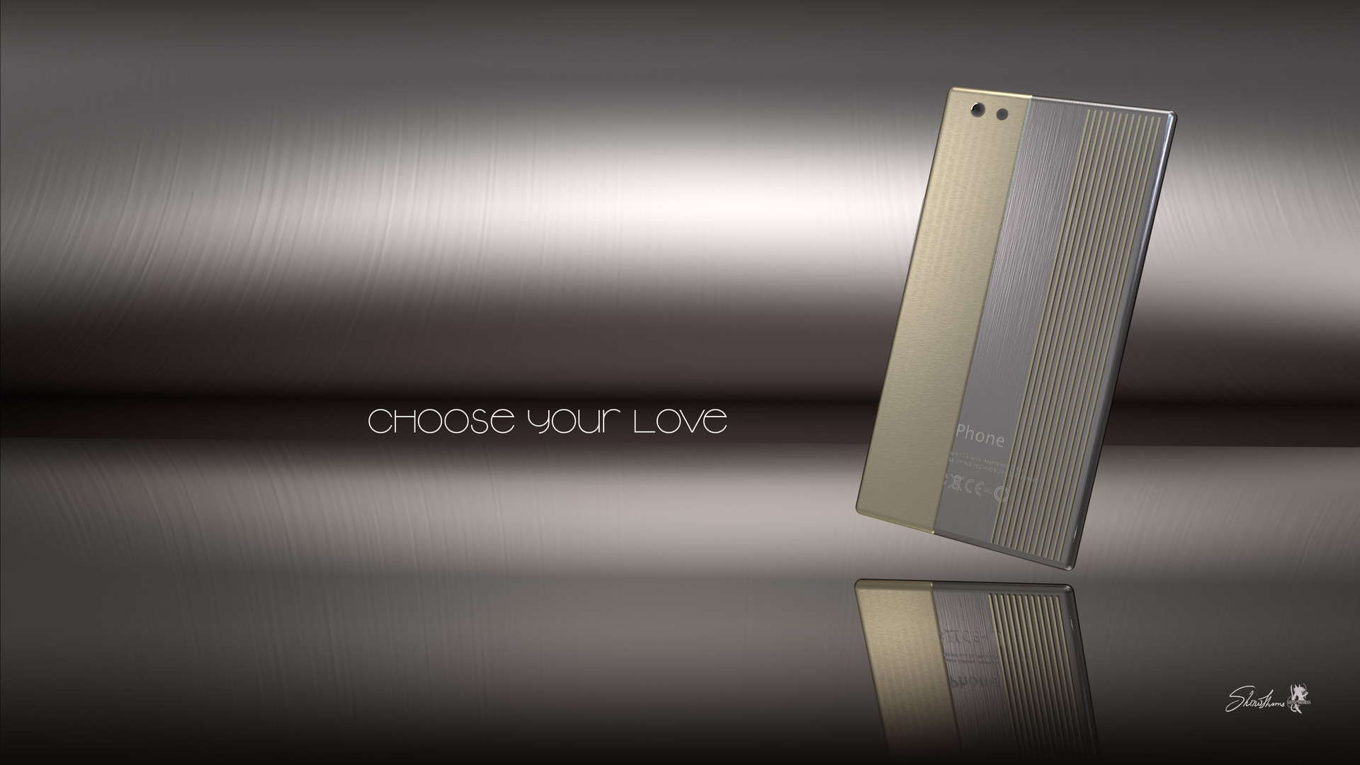 Phone Design - Choose your love