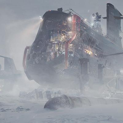 Tipa  graphic polar town 02