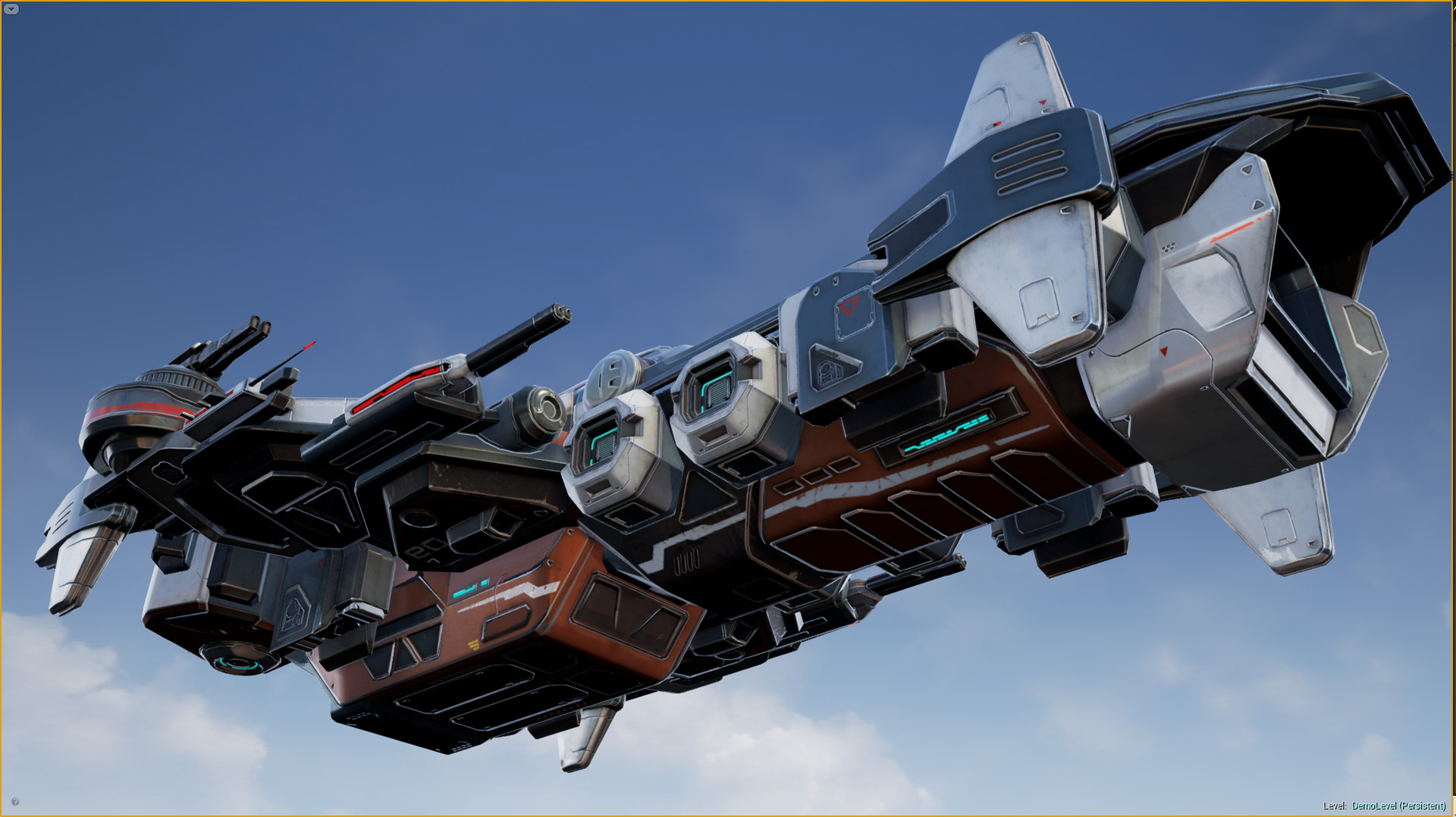 Spaceship Nemesis