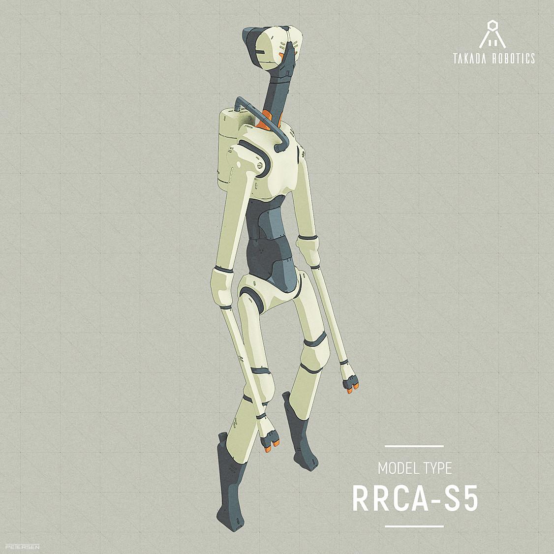 The RRCA-S5