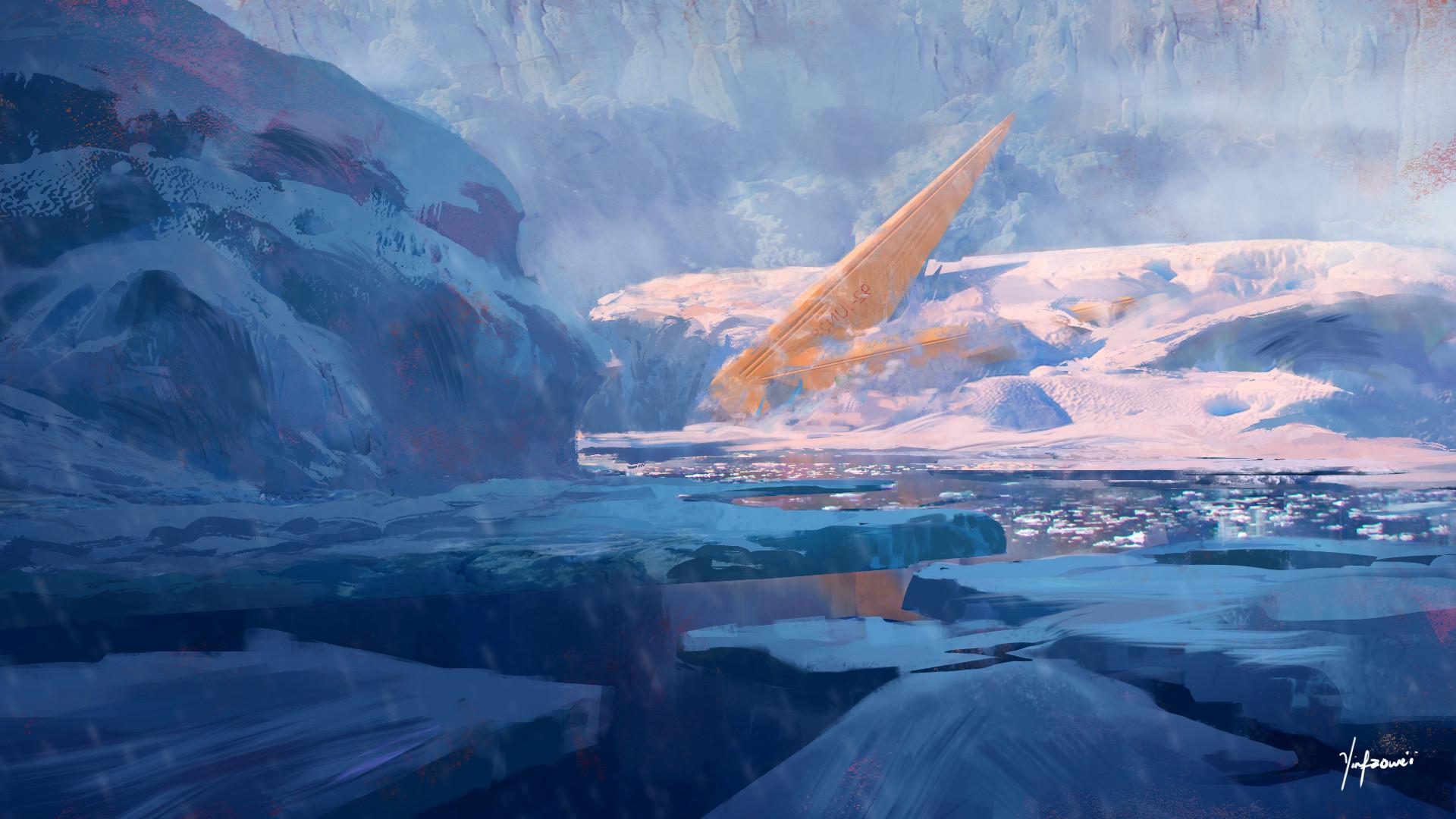 Harrison yinfaowei frozen
