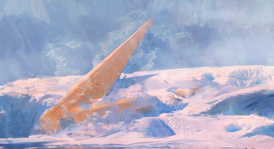 Harrison yinfaowei frozen 3