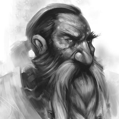 Murat gul dwarf portrait muratgul