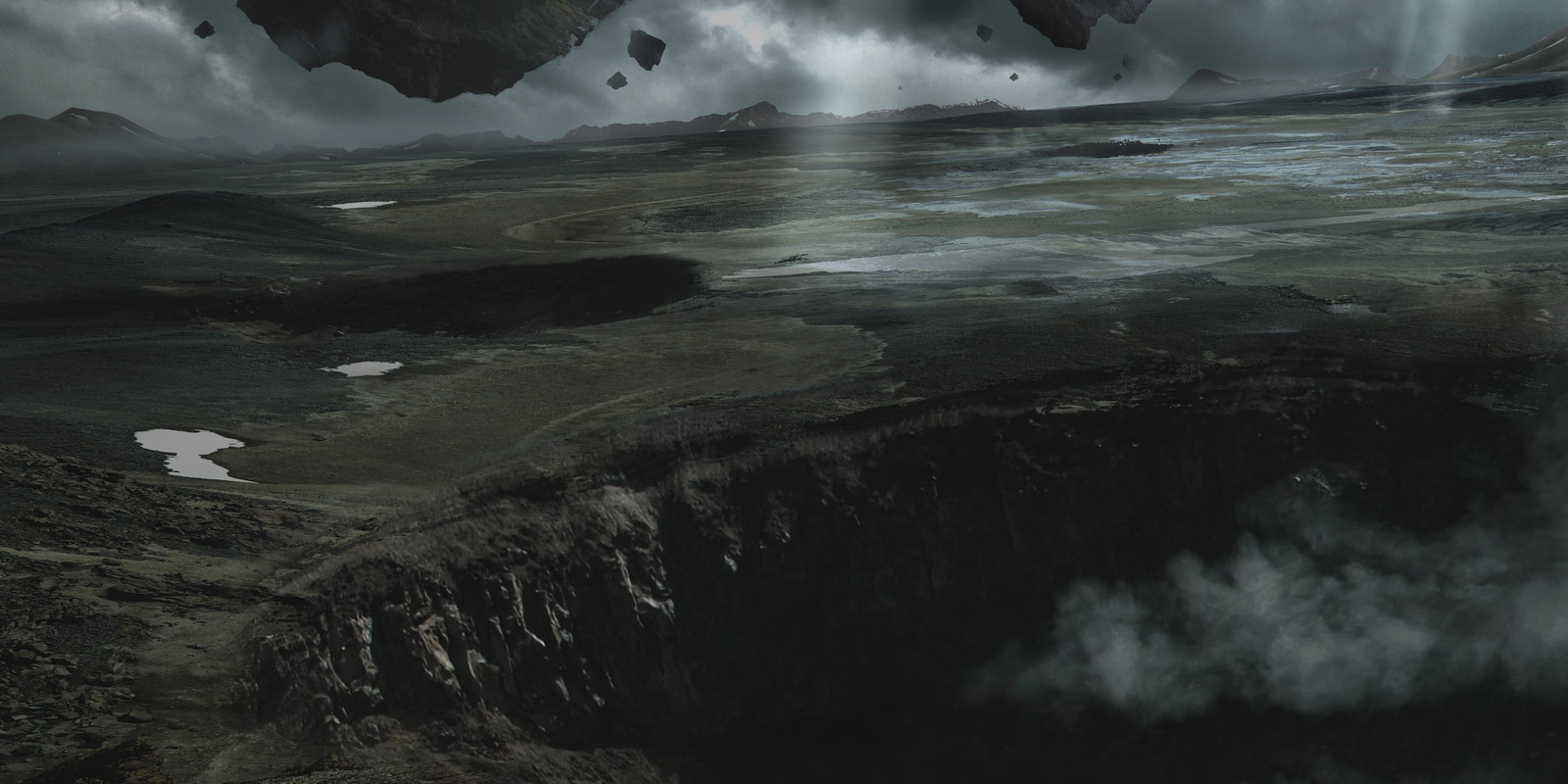 Alien Landscape 01