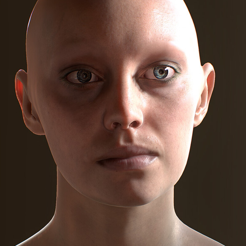 Digital Emily Realtime Study
