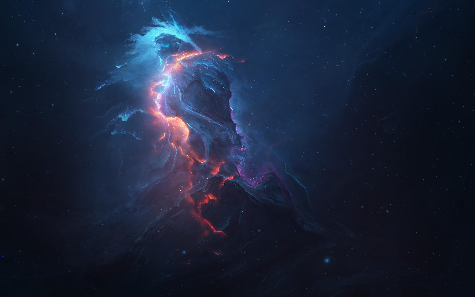 Atlantis On Fire