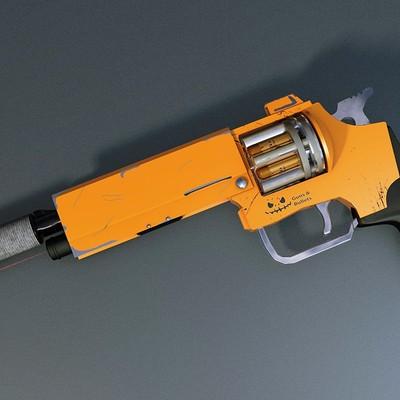 Alexey bezruchko revolver