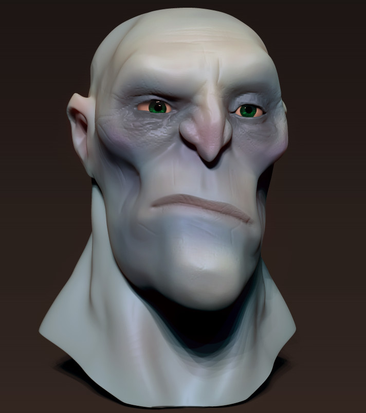 Corey smith zbrush document