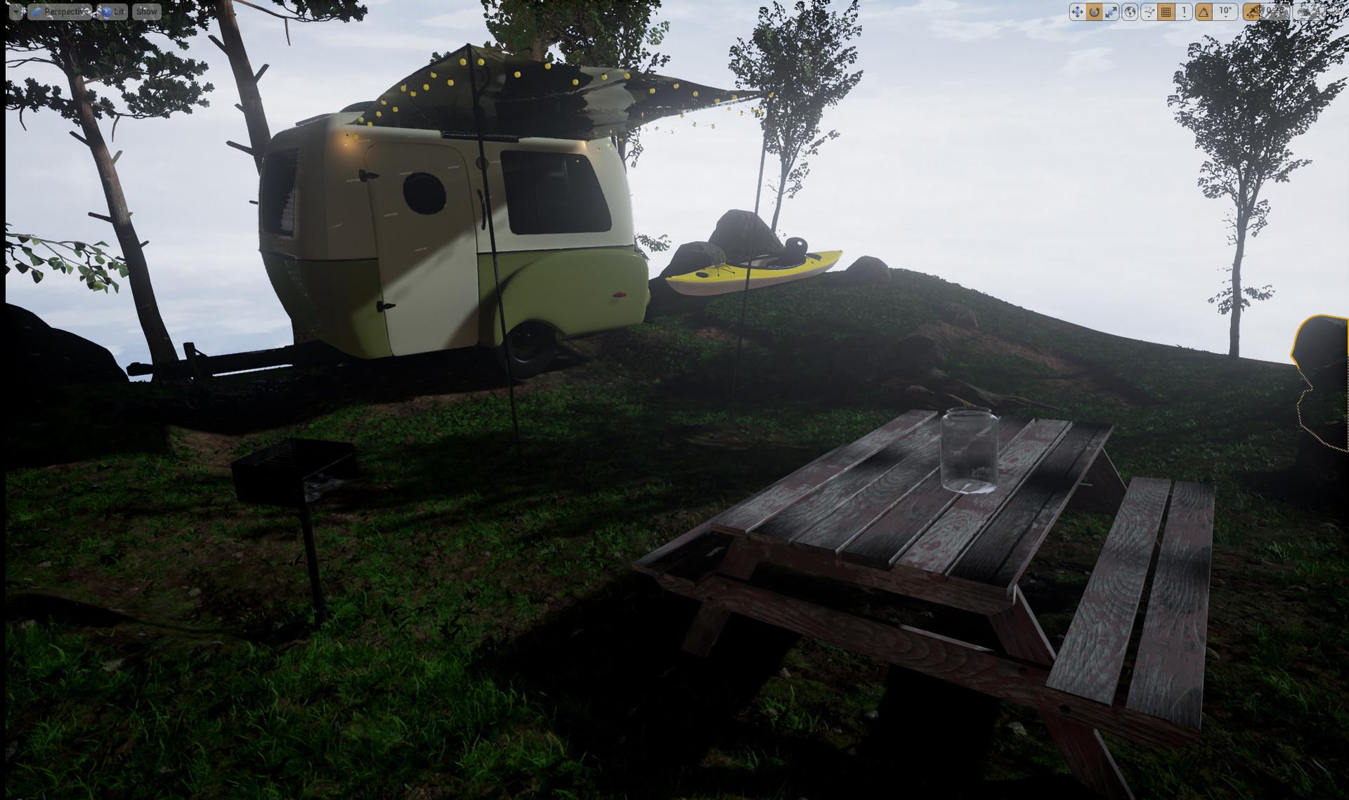 Eric keller campground 04