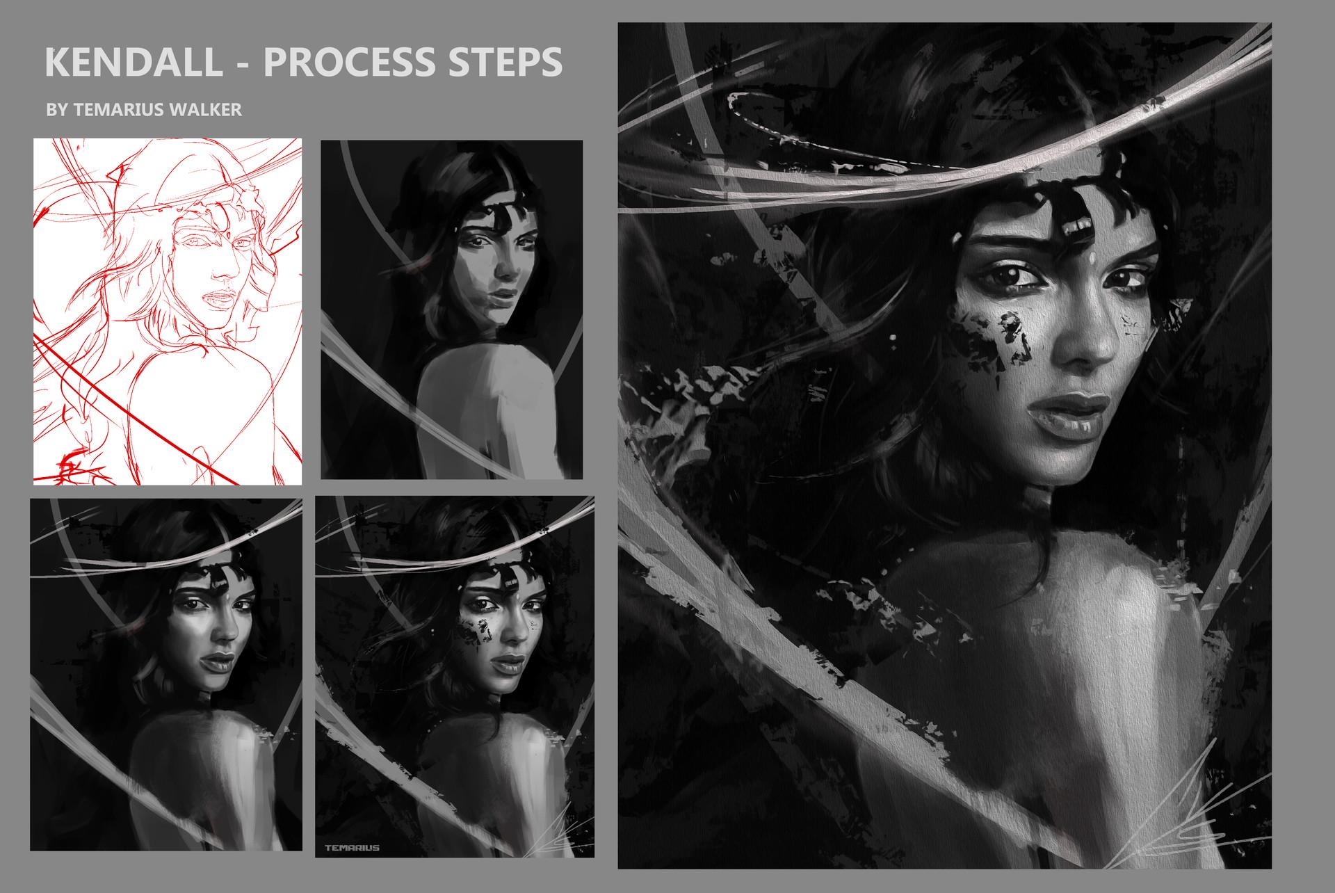 Temarius walker kendall visual process 01
