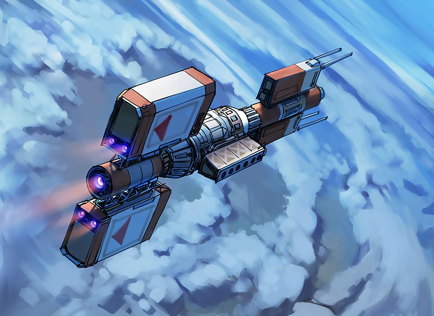 Eric geusz freighter f